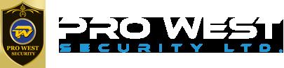 Pro West Security